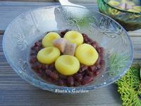 紅豆地瓜芋圓