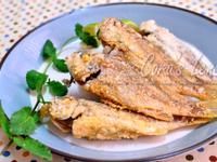 檸檬椒鹽香酥魚