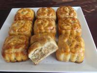台式養生月餅