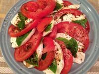 義式水乳酪番茄沙拉