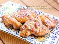 日式照燒雞腿排