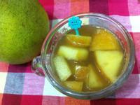 柚香蘋果茶