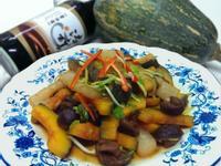 香菇金瓜醬燒[淬釀年菜料理]