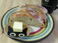 免揉無油歐式麵包
