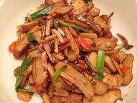 超下飯辣炒小魚雙蔥豆乾