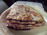 紫薯奶油煎餅