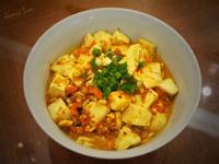 經典蟹黃豆腐煲