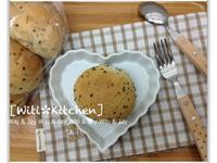 [Witi✿Kitchen]韓國麵包-原味黑芝麻