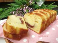 草莓優格磅蛋糕