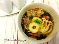 [營養滿點]ʕ•ᴥ•ʔ 豬肉蔬菜味噌湯