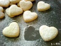 【烘培筆記】杏仁奶油餅乾♥