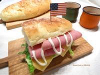 帕瑪森起司麵包