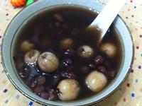 紅豆蓮子湯