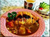 日式豬排咖哩