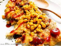 爆漿玉米鮪魚蛋捲