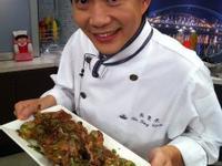 塔香醬燒羊排