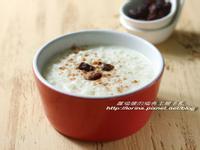 美容養顏之鮮奶燕麥粥