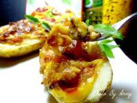 經典酸辣焗烤洋芋~媽媽三寶