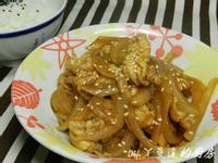 ㄚ曼達的廚房~洋蔥炒肉片