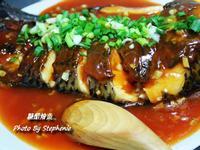 阿基師版-糖醋燴魚