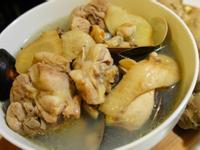 超簡單又鮮甜的「蛤蜊雞湯」