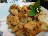 『金門高粱飄香料理』-鹽酥杏鮑菇
