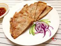 雞蓉蝦餅(含春捲皮做法)