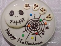 【親子食堂】Halloween香蕉巧克力吐司