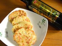 【泰山橄欖油】蔬菜豆腐煎餅