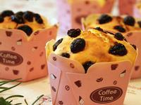 午茶系列-牛奶乳酪萊姆葡萄馬芬