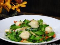 ♥憶柔蔬食♥白精靈楊桃豆