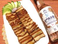 【金門高粱飄香料理】照燒百頁豆腐