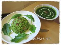 菠菜湯、菠菜燉飯
