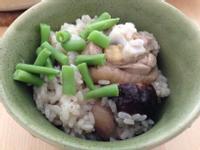 立冬媽媽味 : 香菇雞腿糯米雞飯