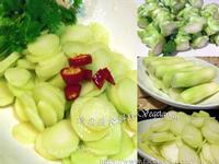 ♥憶柔蔬食♥涼拌綠花椰菜心