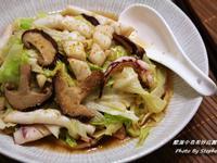 醋溜中卷香炒高麗菜