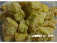 酥炸蛋豆腐