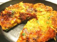 重口味*韓式泡菜煎餅
