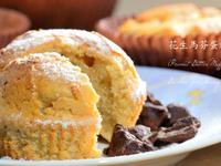 花生馬芬蛋糕(Peanut Butter Muffin)