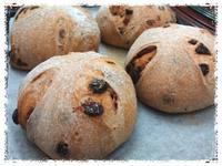 紅酒莓果歐式麵包