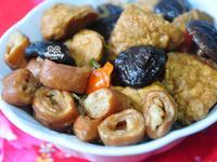 【我與大同電鍋的美味】香滷肥腸油豆腐