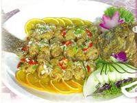 福鯛蠔油銀絲捲(台灣養殖漁業發展基金會)