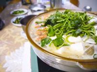 [魚食] 冬日限定:石狩鍋