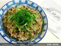 黑菇醬梅干菜蒸肉.柯媽媽の植物燕窩