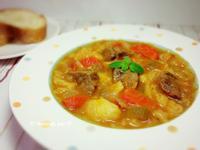 冬季暖暖湯品 ❤️ 羅宋牛肉湯