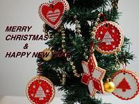 Christmas tree 裝飾餅乾
