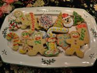 聖誕薑餅曲奇
