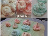 蛋白糖霜甜餅
