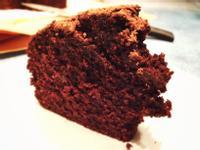 全麥紅酒巧克力蛋糕 Whole Wheat Red Wine Chocolate Cake
