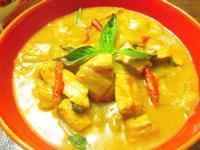 泰式椰奶咖哩豬肉